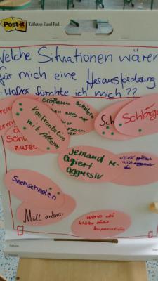 Berichte aus dem Projekt Navigator – mobile Soziale Arbeit in Schule und Werkstatt