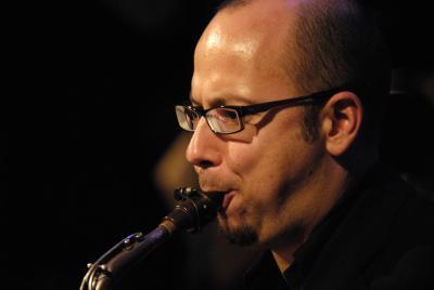 """Foto zur Meldung: """"Live im Hof"""": Oliver Leicht und Band - """"Swingin' Home"""""""