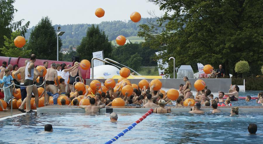 Schwimmbadfest wächtersbach