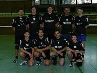 Foto zu Meldung: 1. Herren der Saison 2011/12