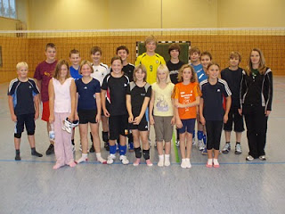 Foto zu Meldung: Talentstützpunkt Nord des VVSA der Saison 2010/11