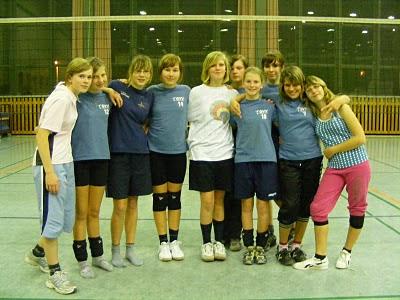 Foto zu Meldung: U14 weiblich der Saison 2009/10