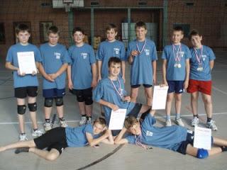 Foto zu Meldung: Erfolgreicher Saisonabschluss unserer Jugendmannschaften