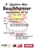 Foto zu Meldung: Meldeliste Quattro-Mix-Beachturnier 2008