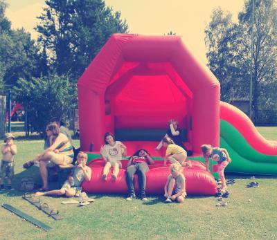 Foto zur Meldung: Familienfest des SV Fuhrberg voller Erfolg
