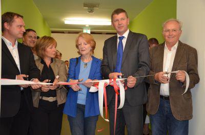 Foto zur Meldung: Anbau der Gemeinschaftsunterkunft in Sedlitz geht in dieser Woche in Betrieb