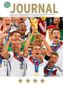 Foto zur Meldung: DFB-Journal 02/ 2014