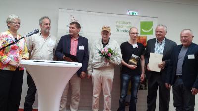 Foto zu Meldung: Brandenburger Preis für Nachhaltigkeit