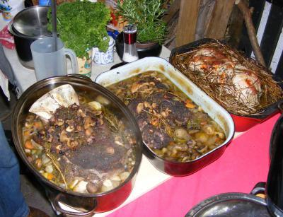 Foto zur Meldung: Männer kochen ohne Frauen