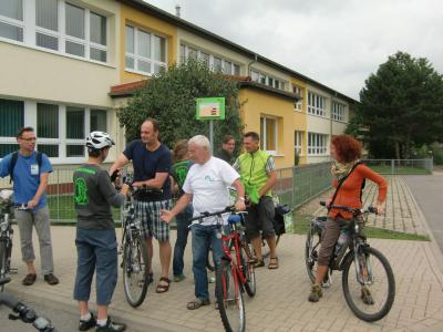 Foto zur Meldung: Rehfelde – Energiewende in Brandenburger Gemeinden