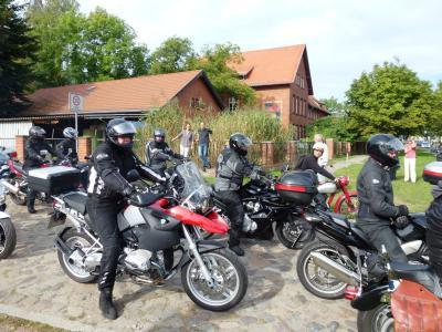 Foto zur Meldung: Bürgermeister-Motorradtour im September