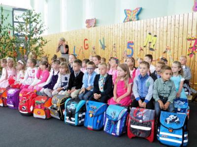 Foto zur Meldung: Start ins neue Schuljahr