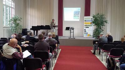 Schnappschuss aus der Tonhalle in Strausberg. Weitere Fotos: http://www.nachhaltig-in-brandenburg.de/schnappschuesse.html
