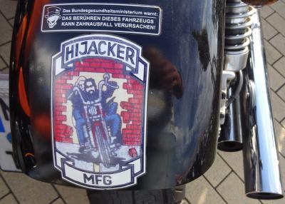 Foto zu Meldung: Ohne Eintritt mit den Hijackern abgefeiert