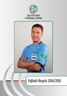 Foto zur Meldung: DFB Fußball-Regeln 2014/2015