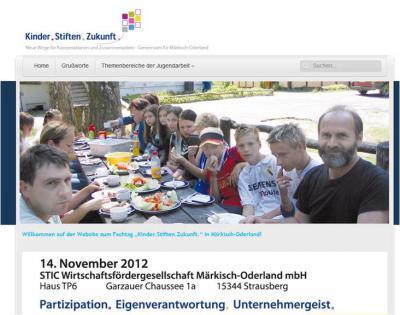 Foto zur Meldung: Netzwerke: Bündnis will Jugend in Region halten