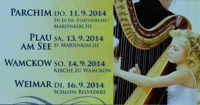 Foto zu Meldung: Musikschule unterstützt deutsch-russische Jugendkonzerte