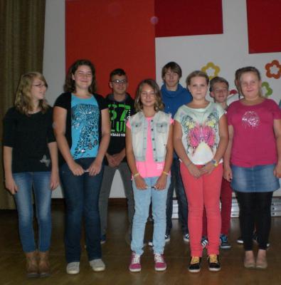 Foto zur Meldung: Neun Seifhennersdorfer Schüler an der FSR