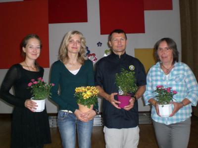 Foto zur Meldung: Vier neue Lehrer an der FSR