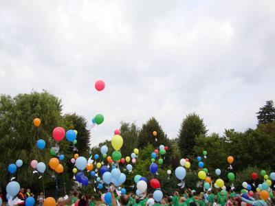 Foto zur Meldung: Wir wollen Frieden