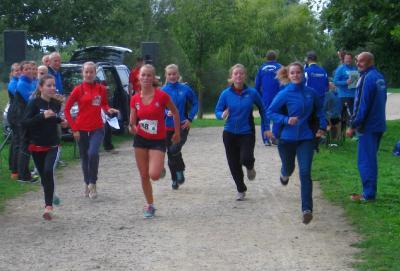 Foto zur Meldung: Hyundai-Staffelmarathon in Neubrandenburg