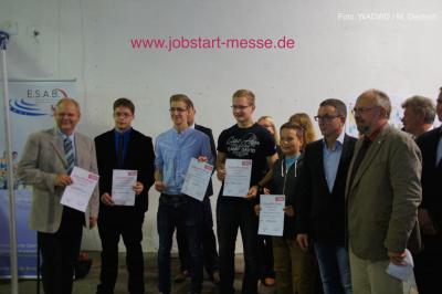 Verleihung des Zukunftspreises