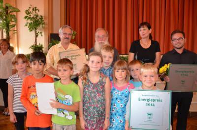 Foto zur Meldung: Energiepreis des Landkreises OSL 2014: Gewinner wurden ausgezeichnet