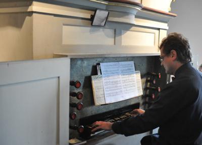 Organist Pavel Cerny (Prag)