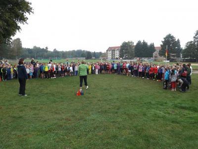 Foto zu Meldung: Schulsportfest