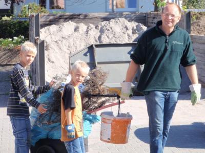 Foto zur Meldung: Herbstputz in Nauheim - Tag der sauberen Umwelt am 18. Oktober