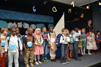 Einschulungsfeier 2014