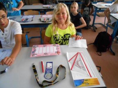 Foto zur Meldung: Eröffnung des Schuljahres