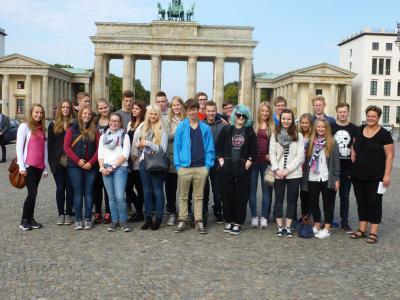Foto zur Meldung: Berlin, Berlin, wir fahren nach Berlin
