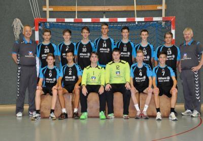 Foto zur Meldung: Oberliga HH/SH  Buxtehuder SV –TSV Sieverstedt I  35 : 25