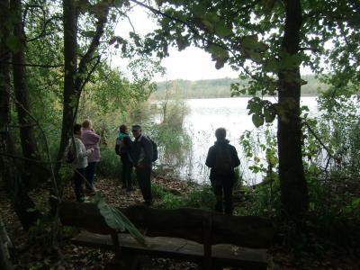 Foto zur Meldung: Herbstwanderung - Rund um den Herrensee
