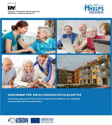 Foto zur Meldung: Handlungsanregung zur altersgerechten Quartiersentwicklung