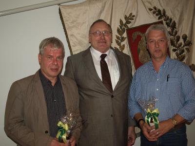 Foto zur Meldung: Neue Schiedsleute im Amt Krempermarsch