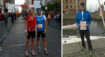Foto zur Meldung: Laager Clubläufer im Marathon-Fieber