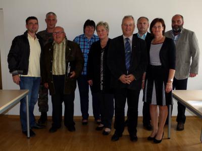Vorschaubild zur Meldung: Vorstandssitzung vom Städtebund Elbe-Elsteraue