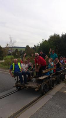 Foto zur Meldung: Oberneiser SPD on Tour