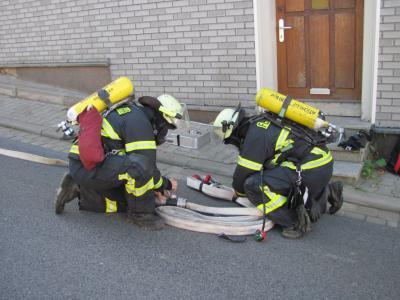 Foto zur Meldung: Großübung in Kisselbach
