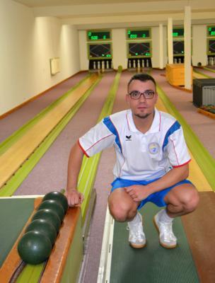 Foto zur Meldung: Zweiter Wettkampftag der Kegler in der Verbandsklasse