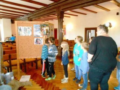 """Foto zur Meldung: Ausstellung """"Kinderrechte"""""""
