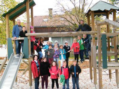 Foto zur Meldung: Kinderdorf Immenreuth