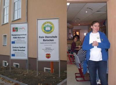 Foto zur Meldung: Neues Schulgebäude eröffnet