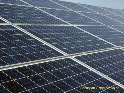 Foto zu Meldung: Photovoltaik auf dem eigenen Dach