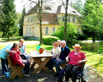 Foto zur Meldung: Kommunen: Alterung vor Ort gestalten