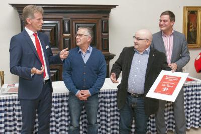 Foto zur Meldung: SC Laage profitiert vom PS-Lotterie-Sparen