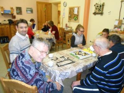 """Foto zur Meldung: Spielenachmittag im """"Haus Einetal"""""""