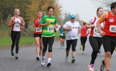 Foto zur Meldung: Laager Laufgruppe ist seit 15 Jahren am Start